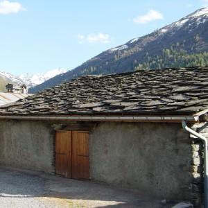 L'ancien toit