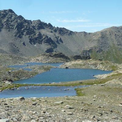 Lac des Glaciers : ballade à la journée