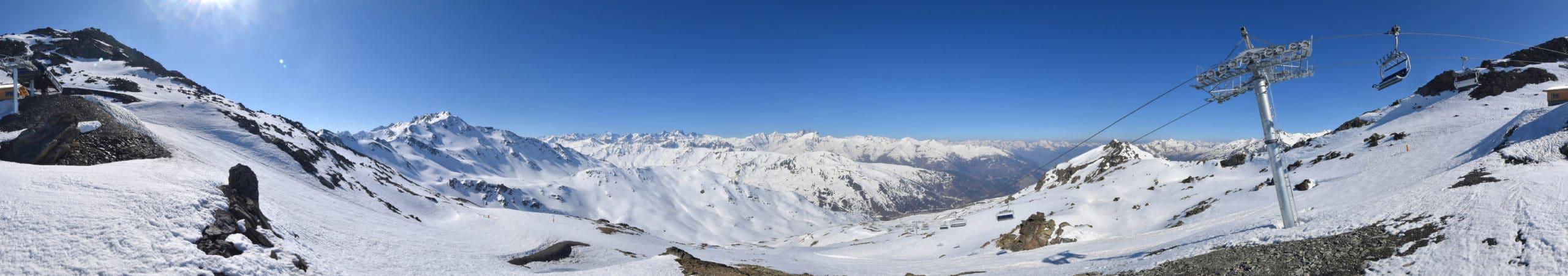 Nouveauté sur le domaine skiable
